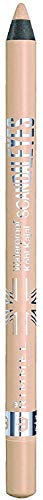 Rimmel London Scandal Eyes Waterproof Kohl Kajal Eyeliner, Nude 0.04 oz (Pack of 3) (Best Eyeliner For Inner Rim Of The Eye)