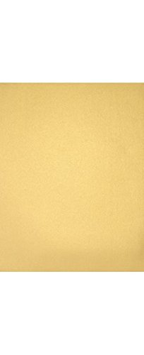 11 x 17 Cardstock - Gold Metallic (500 Qty.) by LUXPaper