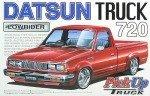 1/24 Datsun 720 Pick-up Truck-Lowrider