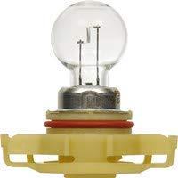 Alla Lighting 2504 PSX24W LED Fog Light Bulbs Super Bright PSX24W LED Bulb High Power 50W 12V LED PSX24W Bulb for 12276 2504 PSX24W Fog Light Bulbs Replacement, 6000K Xenon White (Set of 2) by Alla Lighting (Image #1)