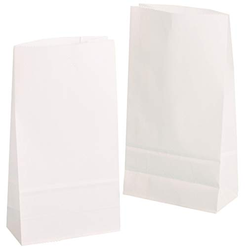 100 piezas Bolsas de Papel Regalo 9 x 16 x 5 cm - Bolsa ...