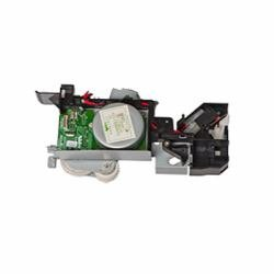 HP RG5-7789-050CN Fuser delivery Drive Assembly - Includes Gears, Motor and microswitch for fuser Drive - Also Drives delivery Roller