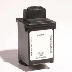 - Universal Brand: Replacement for Lexmark 13619HC cartridge - color