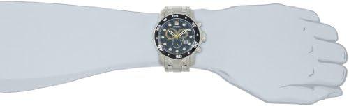 Invicta Men s 10372 Pro Diver Chronograph Black Dial Watch