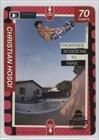 Christian Hosoi (Trading Card) 2011 Superheat Skateboarding Series Trading Card Game - [Base] #149 -