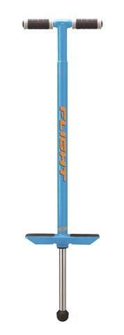 NSG Pogo Stick - Flight Premium Performance - Blue, Ages 9 and up 80 - 180 Pounds by NSG (Image #1)