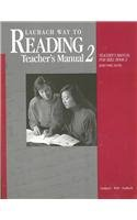 Laubach Way to Reading Teacher's Manual for Skill Book 2 (Short Vowel Sounds, Book 2)