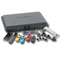 KD Tools KDT41500 12 Piece Fuel and Transmission Line Disconnect Tool Kit ()