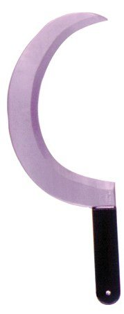 Rubie's Costume Co. 1570 Plastic Hand Sickle Costume, Small, -