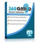 360AMIGO SYSTEM SPEEDUP 3 USER - DVD (WIN 2000XPVISTAWIN 7)