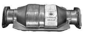 AB Catalytic 5130 - Direct-Fit Catalytic Converter (Non C.A.R.B. Compliant) (Cruiser Catalytic Converter)