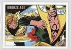 (Iron Fist (Trading Card) 2012 Rittenhouse Marvel Bronze Age - [Base] - White Plastic #48)
