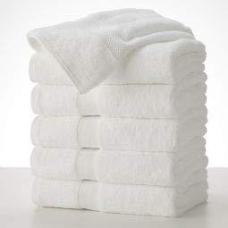 Orr Textile Towel Bath White 20x40 (25 Dozen)