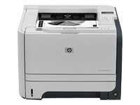 HP LaserJet P2055dn Printer W/Test Print