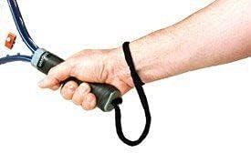 HEAD Racquetball Wrist Cord Black