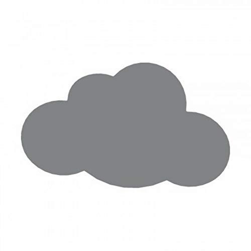 Vaessen Creative Corner Punch Cloud Medium, Metal, Plastic, Multicolor, 6.5x 4.5x 4.4cm
