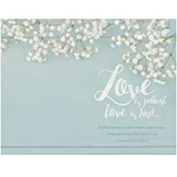 Standard Bulletin 11 - Wedding - Love is patient, love is kind.... (Pack of 100)