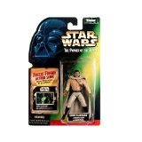 Star Wars Power of the Force Freeze Frame Lando Calrissian in General's Gear with Blaster Pistol