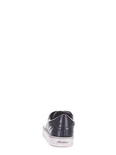 Nero Santoni Santoni Santoni Mbgu20533pasrssfu60 Uomo Uomo Sneaker Sneaker Mbgu20533pasrssfu60 Nero wwOqg7A4
