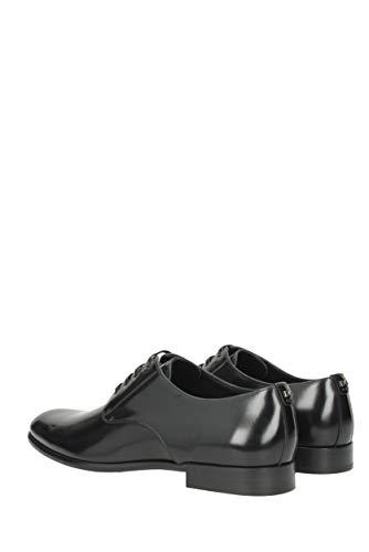 EU A10306AC460 guardi Nero amp;Gabbana Pelle Derby Uomo Dolce qOXYPw