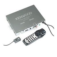 Kenwood KOS-A200 External Media Controller Add Kenwood gear to your car's factory ()