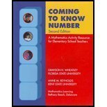 img - for Coming to Know Number: A Mathematics Activity Resource for Elementary School Teachers book / textbook / text book
