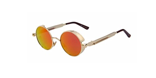 Steampunk Fashion Sunglasses NYC 4