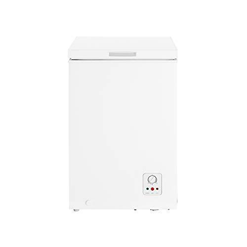 Hisense FC125D4AW1 Congelador Pozo 95 L de capacidad, silencioso, 40 dB, blanco, 54,6 x 47,9 x 85,4 cm