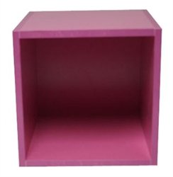 The Cube - Solo - Distressed Pink Color