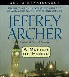 A Matter of Honor, Jeffrey Archer, 0671739662