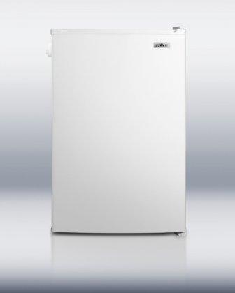 "Summit FS603L 22"" Compact Upright Freezer with 5 cu. ft."