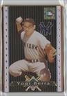 (Yogi Berra (Baseball Card) 1993 Metallic Impressions Cooperstown Collection - Collector's Tin [Base] #3)