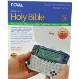 Royal 39155W electronic Bible - Baltimore Outlet Shopping