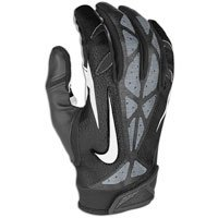 Nike Vapor Jet 2.0 Adult Football Receiver Gloves - Black-XL (Vapor Gloves Football compare prices)