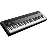 Studiologic NUMA-NERO 88-Key Keyboard Controller with Wooden Hammer Action Keyboard, Black