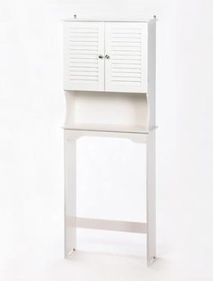 Smart Living Company 14704 Nantucket Bathroom Space Saver
