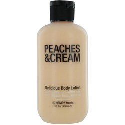 Hempz Treats Delicious Body Lotion, Peaches and Cream, 8.5 Ounce