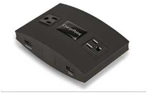 Teleadapt ChargePort TA-7800US Power Station USB 110v