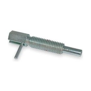 Plunger, Spring W/Out Lock, #8-32, PK 5
