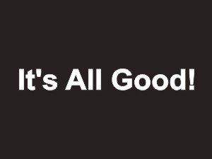 its all good sticker - 7