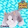 Webkinz Virtual Pet Plush - GREY & WHITE CAT (Retired) by Webkinz