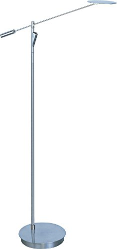 ET2 Lighting E41009-SN EcoTask LED Floor Lamp by ET2 Lighting
