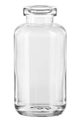 - L&D Design 12 Pack Glass Bud Vase, Clear Cylinder Bottle, 2 in Round x 4.25 in.
