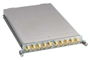- Keithley 7711 RF Switching Module, 2 GHz, 50-Ohm