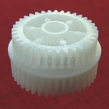 HP 56AA77960KC 18-tooth feed idling gear - Located on the tray 1 by-pass assemb