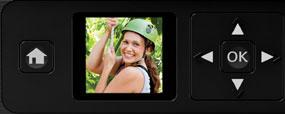 """Easy - 1.44"""" LCD to easily view, edit & print photos, PC-free"""