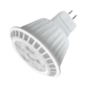 TCP Dimmable 5W 2700K 40° MR16 LED Bulb, GU5.3 Base