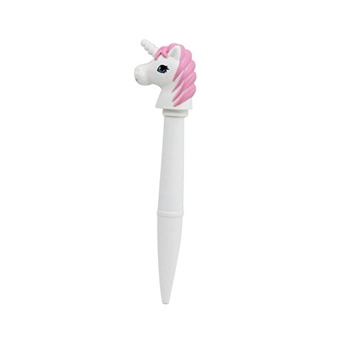 starlit Fashion Fun Multifunction Sound Unicorn Pattern Electronic Pen Student Office Supplies Starlite Pen