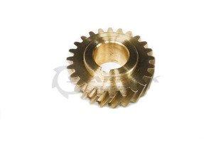 Knife Shaft Worm Gear (bronze) For Hobart Slicer - Part# M-70302