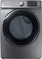 Samsung DVG45M5500P 7.5 Cu. Ft. Platinum Gas Dryer DVG45M5500P/A3
